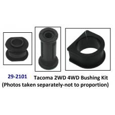 Kit, Bushing Toyota Tacoma 2WD 4WD Pre-runner 1995-2004 4Runner 1996-2002