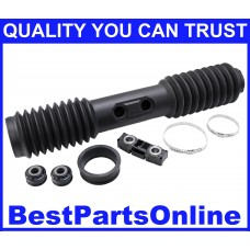 Center Take-off Rack & Pinion bellow boot kit with bushings for GM