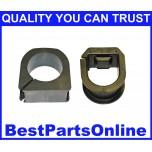 Steering Rack & Pinion Bushing Kit for Toyota Corolla 1993-2002