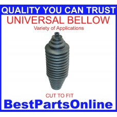 Rack and Pinion Boot Kit - Universal - CUT TO FIT