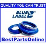 Blue Label® seal • FORK SEALS •  Honda, Kawasaki, Suzuki,  Triumph & Yamaha • BL-41K01