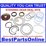 Steering Gear Rebuild Kit for 1967-1977 Ford F-Series Pick-up (Saginaw 800)