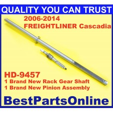 NEW Steering Rack Gear Shaft and Pinion KIT for Freightliner Cascadia