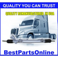 Complete Power Steering Rack and Pinion Assembly Freightliner Cascadia 2006-2014 - Made in USA
