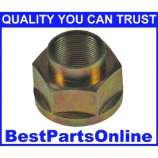 CV Axle Nut M20x1.0 Stake NUT-12 for CHEVROLET Spectrum (2-pack)