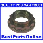 CV Axle Nut M27x1.5 Stake NUT-47 for BMW LAND ROVER (100-Pack)