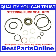 Power Steering Pump Seal Kit GMC Acadia 07-12 Audi Q7 07-10 Buick Enclave 08-12