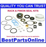Power Steering Rack And Pinion Seal Kit BMW 3 Series 1999-2005 ZF Ref# 7852 633 053