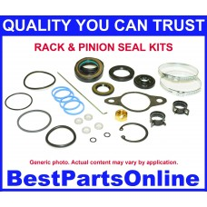 Power Steering Rack And Pinion Seal Kit Honda Prelude 1999-2001
