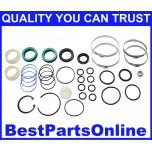 Power Steering Rack And Pinion Seal Kit BMW 525i 530i 2001-2003 528i 1998-2000