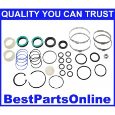 Power Steering Rack And Pinion Seal Kit BMW 525i 01-03 528i 98-00 530i 01-03 551-59013 551-58953