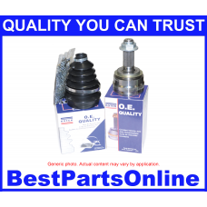 CV Axle Joint and Axle Boot for BUICK, CADILLAC, CHEVROLET, OLDSMOBILE & PONTIAC Outboard