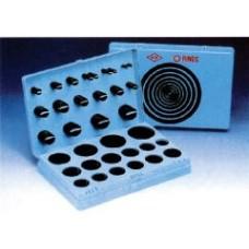 O-ring Kit 1B Nitrile NBR 70 Metric JIS Standard 444 pcs