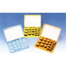 Backup ring kit Nitrile NBR 90 Inch AS 568 Standard 364 pcs