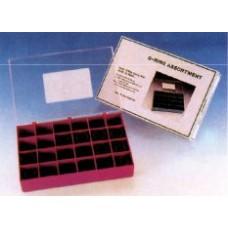 O-ring Kit 14B Nitrile NBR 70 Metric 285 pcs