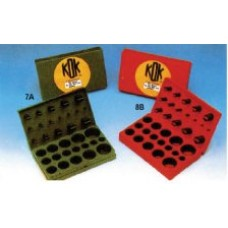 O-ring Kit 7A Nitrile NBR 70 Metric 407 pcs