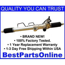 Power Steering Rack and Pinion for Toyota Tacoma 4Runner 1995 to 2004 Ref# 88990849 26-1697 36-12373
